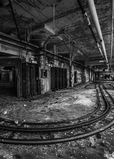 Fisher Body Plant - Detroit Michigan