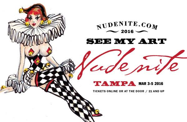 Nude Night Tampa
