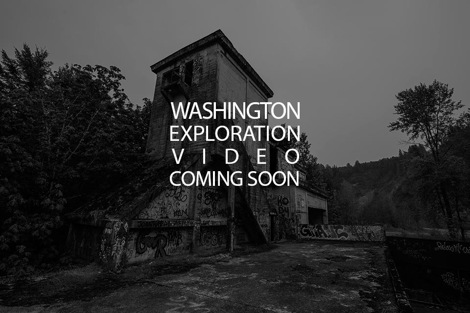 Washington Exploration Video Coming SOon